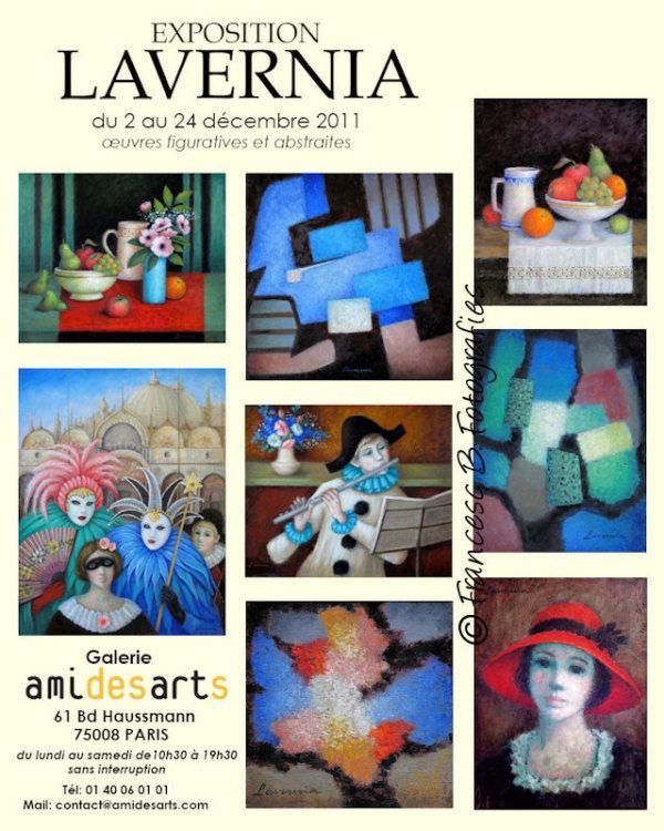 Exposition LAVERNIA