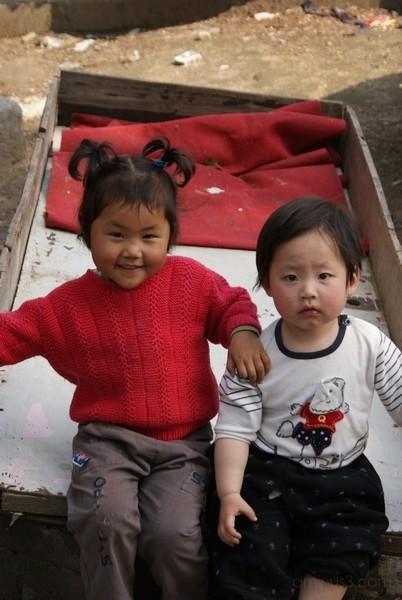 kids in old quarter