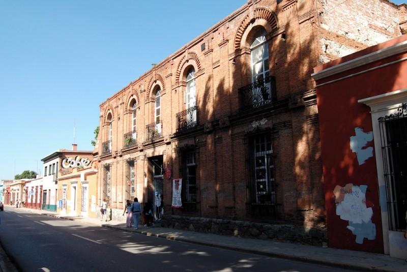 La calle vieja