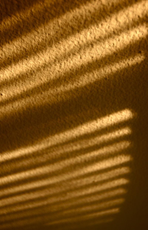 Lumière du soleil par les vénitiens