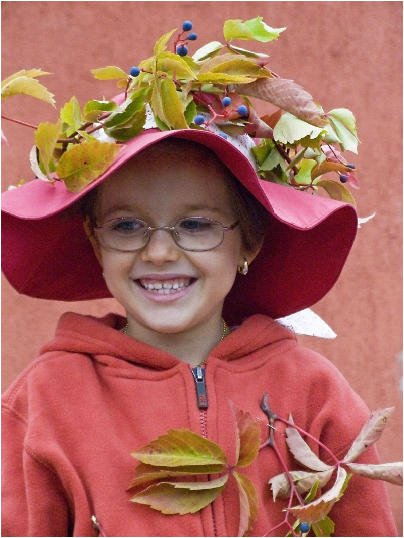 valenttin portrait autumn automne