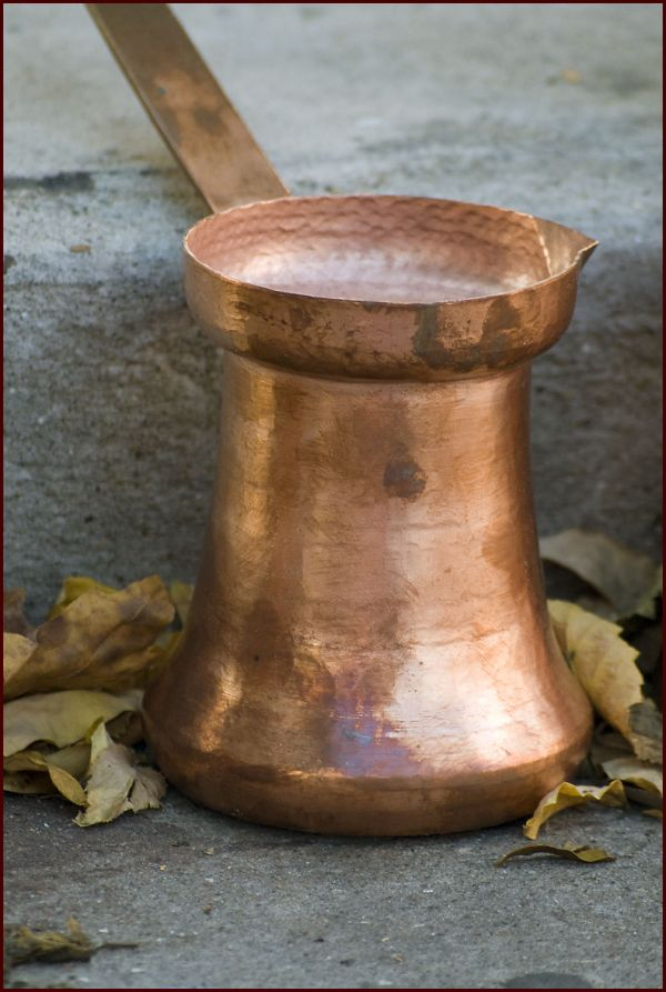 traditions: cuivre/copper II