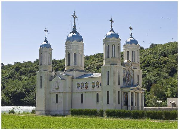 St. Andrew monastery