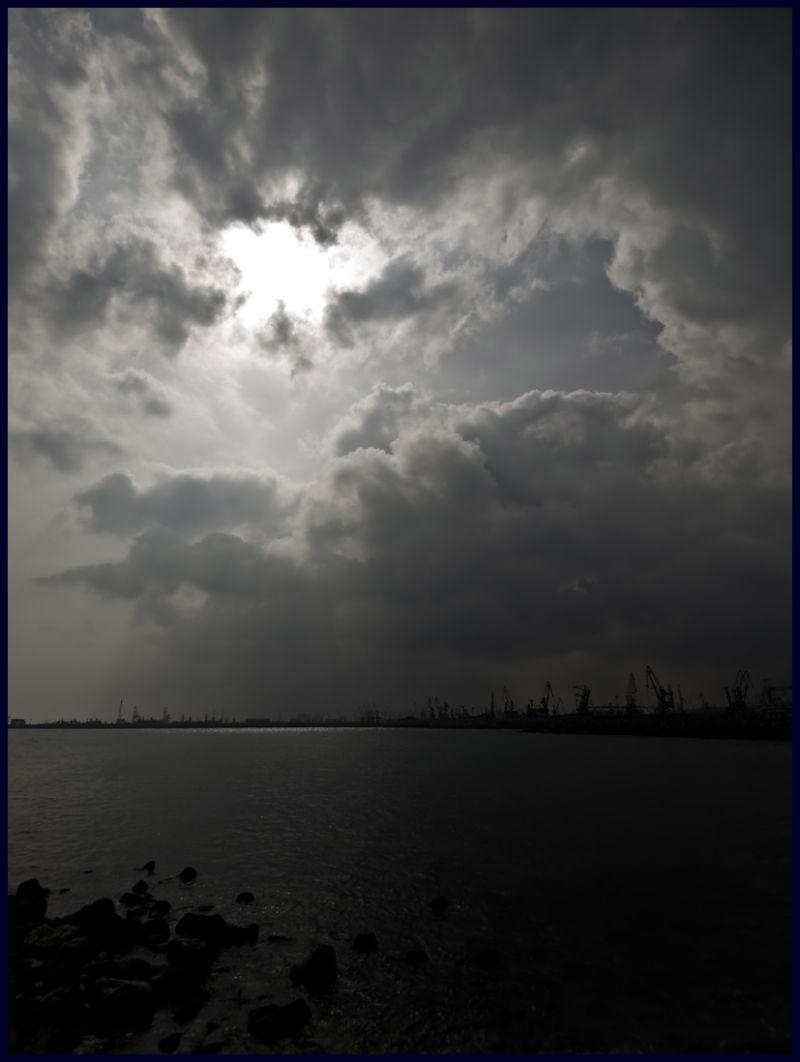 Constanta harbour