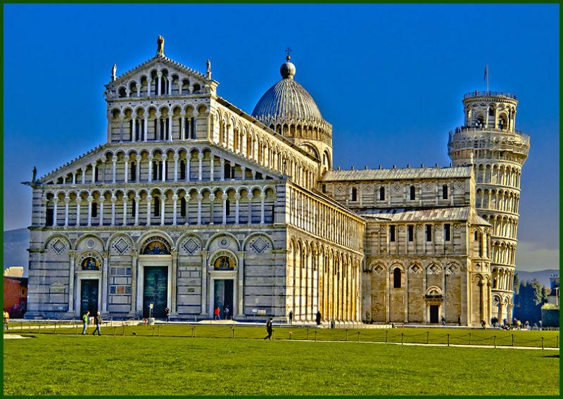 Pisa - hide and seek ;)