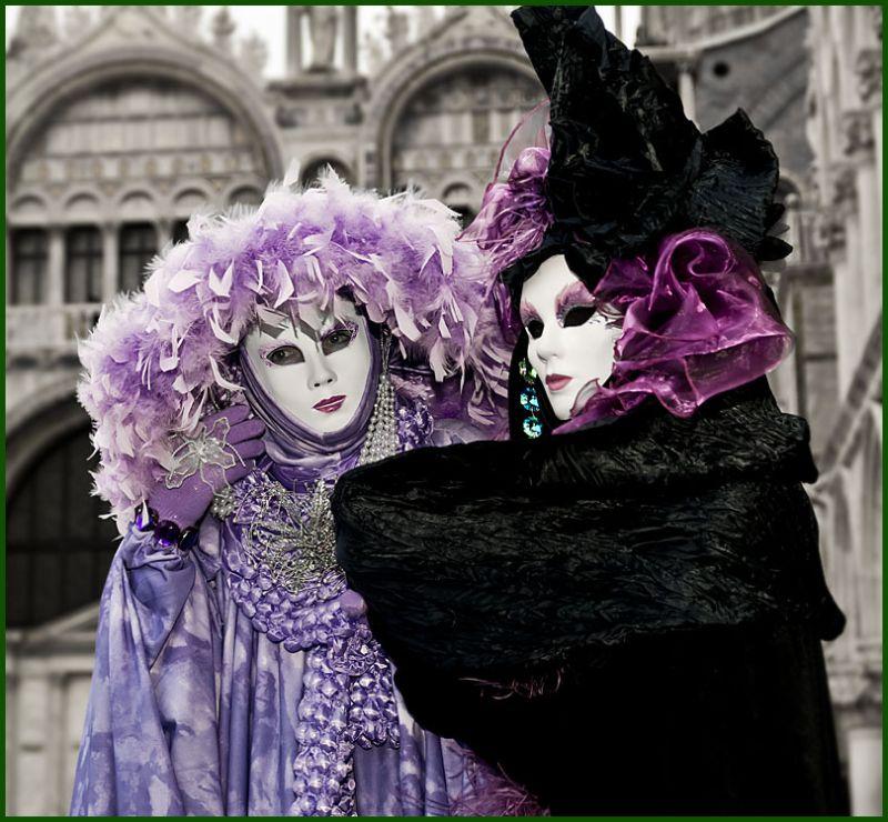 Que c'est belle Venise... 28  ♦ ♣