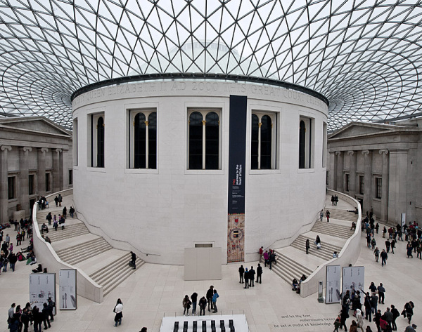 Museum. British Museum...