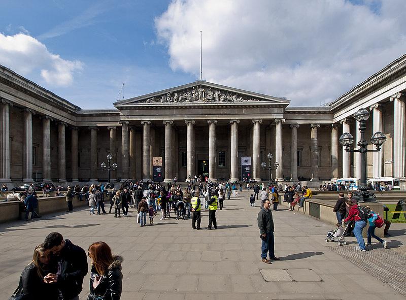 Museum. British Museum... 2