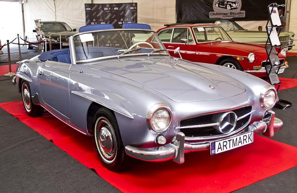 190 SL 1959