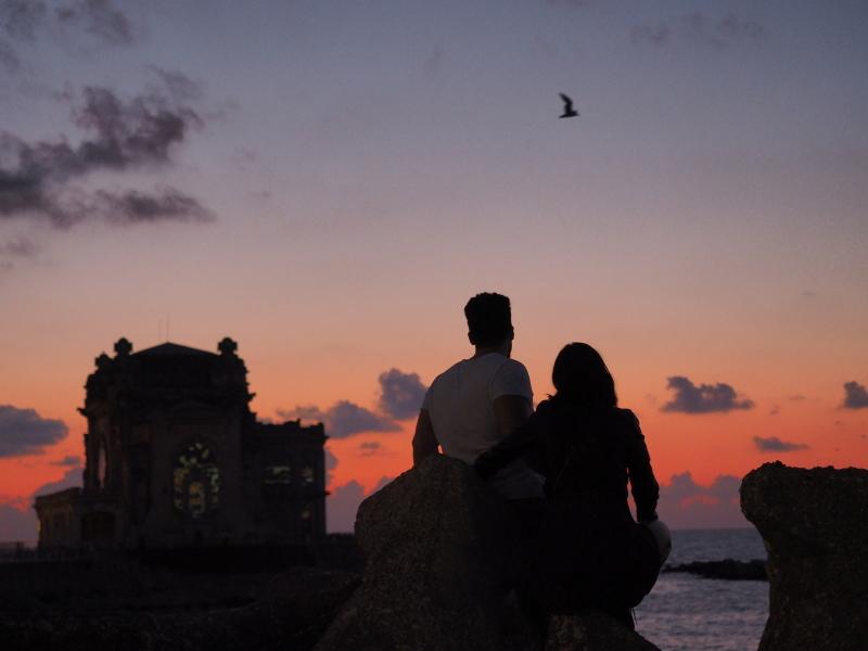 En attendant le lever du soleil