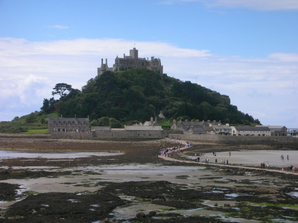 Another view of St Michael's Mount