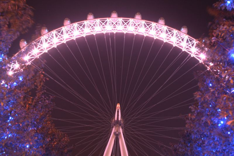 Another shot of the London Eye