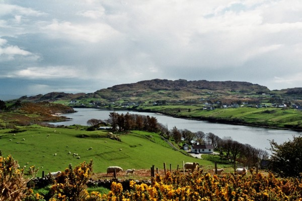 Donegal countryside