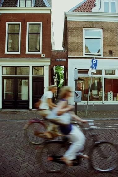 along Lange Nieuwstraat