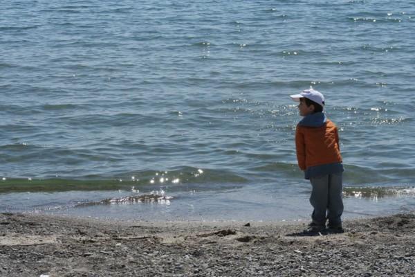 little boy big water