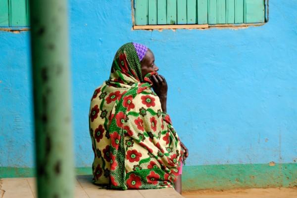 Oromo woman in Jimma, Ethiopia