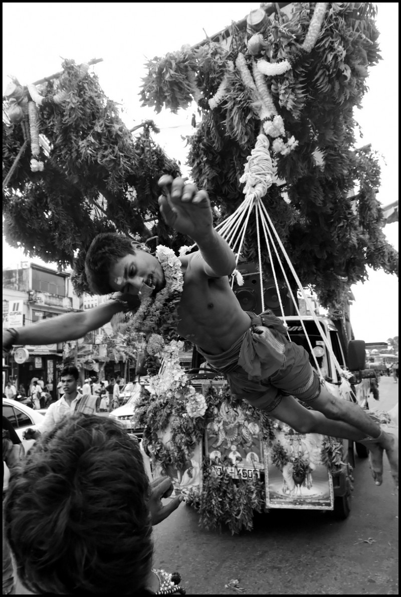Vel (hindu) festival in Colombo, Sri Lanka