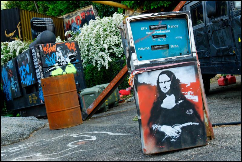 La Demeure du Chaos St-Romain-en-Mont-d'Or, France