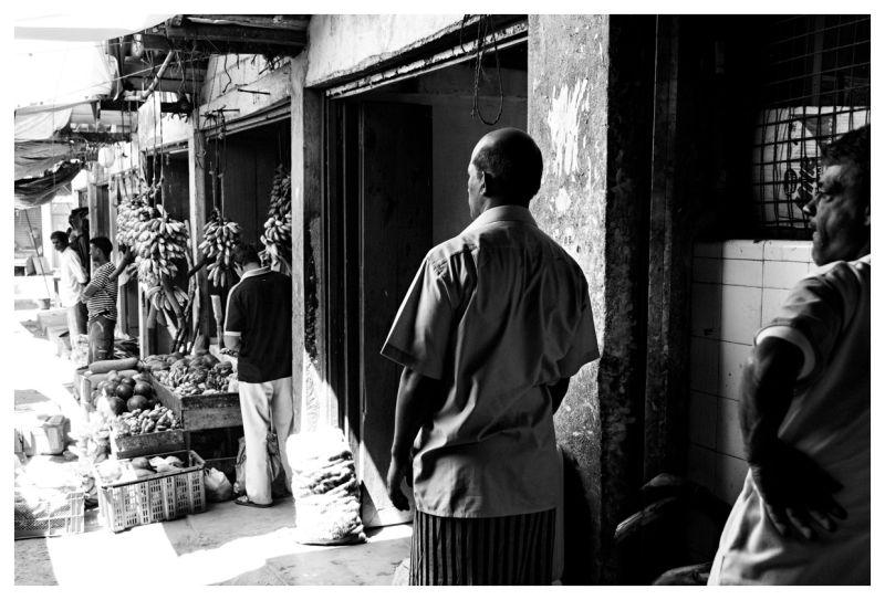 Market in Kandy, Sri Lanka