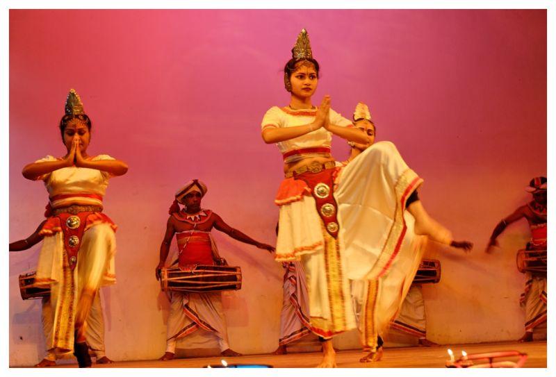 Kandian dancers, Kandy, Sri Lanka