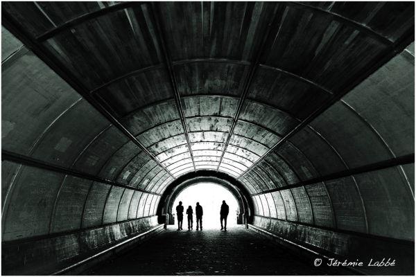 Tunnel in Prospect Park, Brooklyn