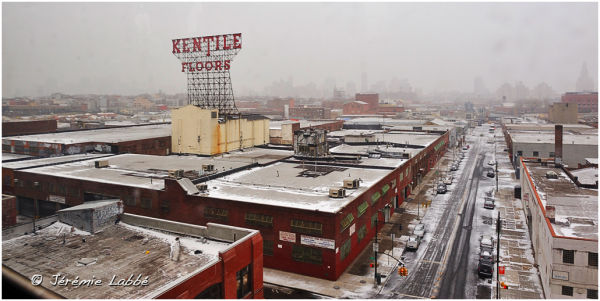 Gowanus area, Brooklyn, New York