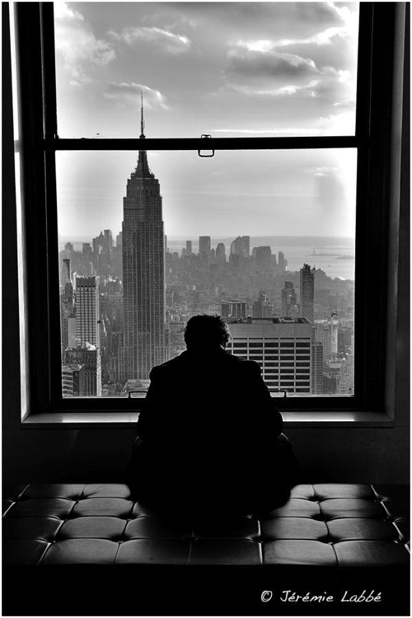Top of the Rock, Rockefeller Centre, New York