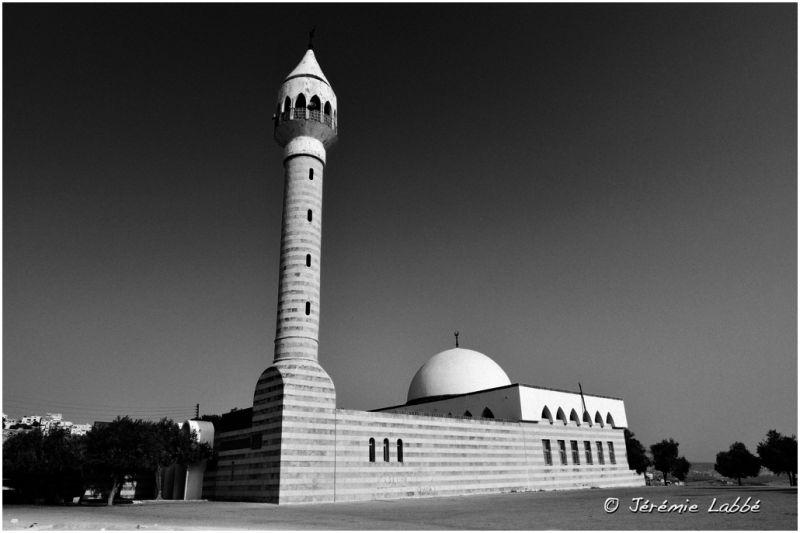 Mosque in Salt, Jordan