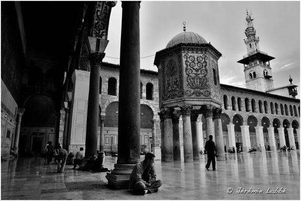 The Umayyad Mosque and its Treasury, Damascus