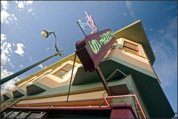 Toots bar in Crockett, California