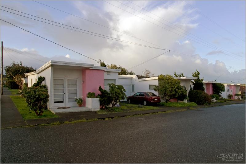 Loleta living a quadplex of homes in Humboldt
