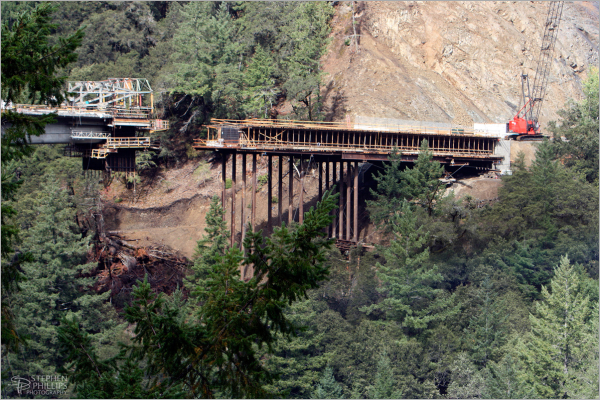 Bridge over the Eel River- Highway 101