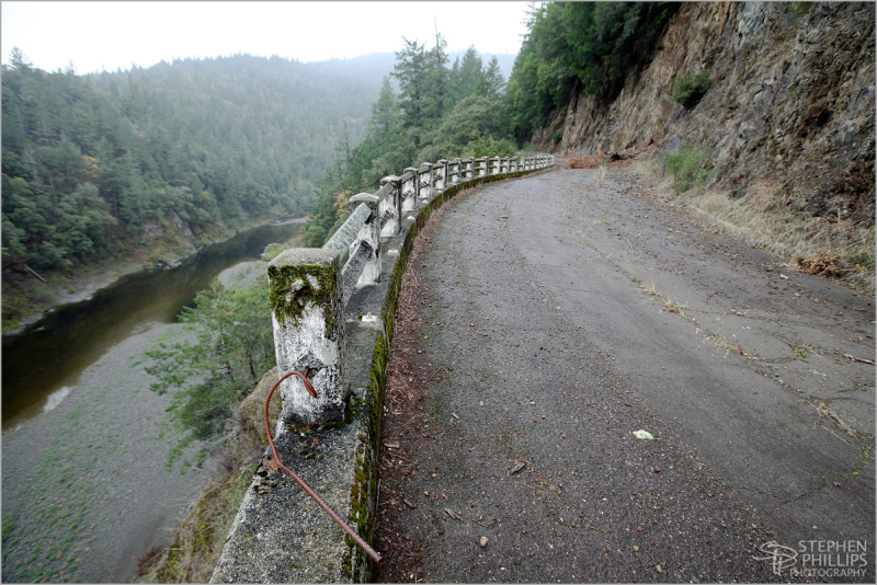 Old Highway 101 through Humboldt County - II