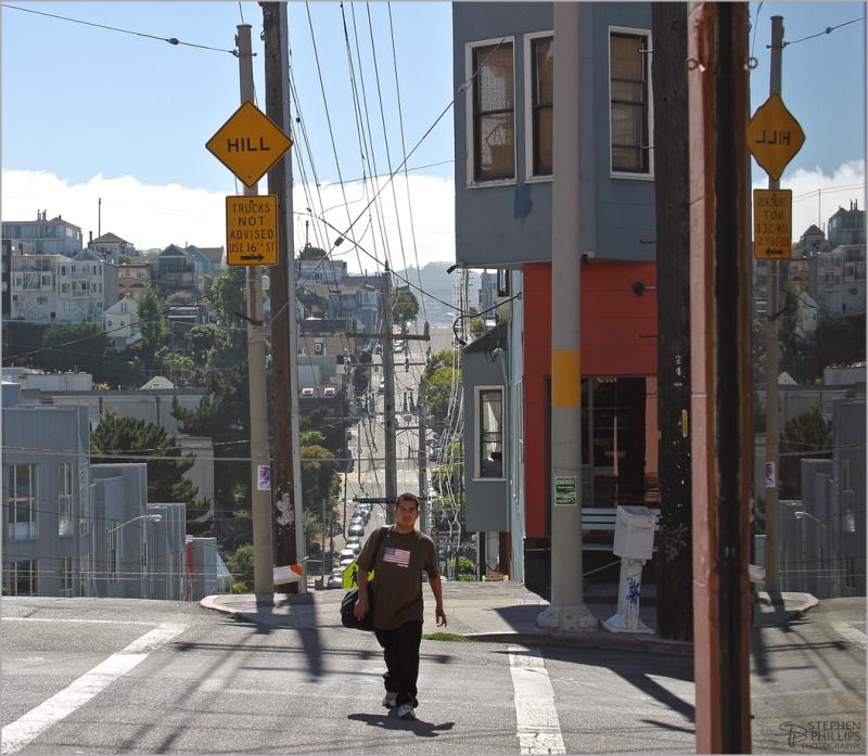 Potrero Hill grade