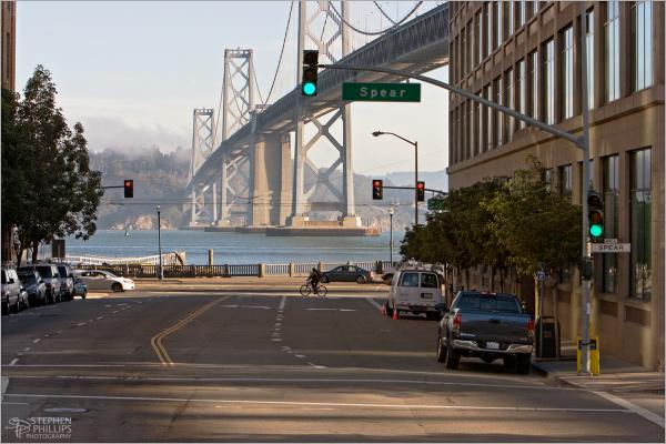 Harrison at The Embarcadero in San Francisco