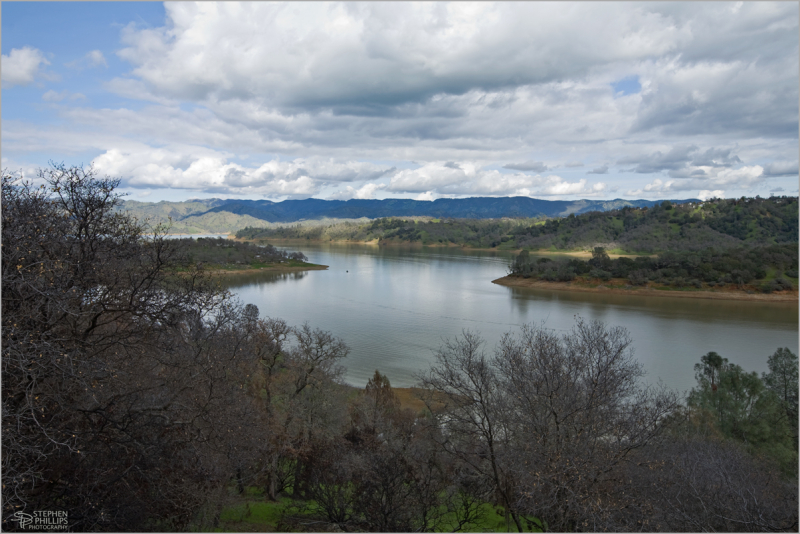 Lake Berryessa at Spanish Flats