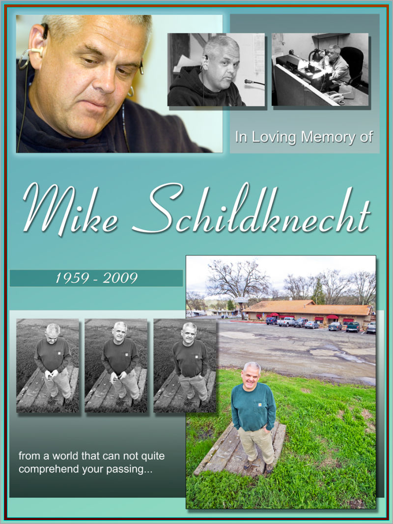 Mike Schildknecht Memorial