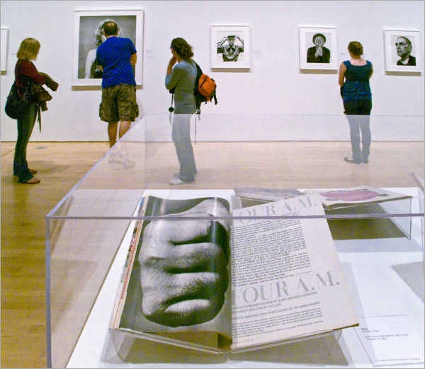 Richard Avedon, San Francisco Museum of Modern Art