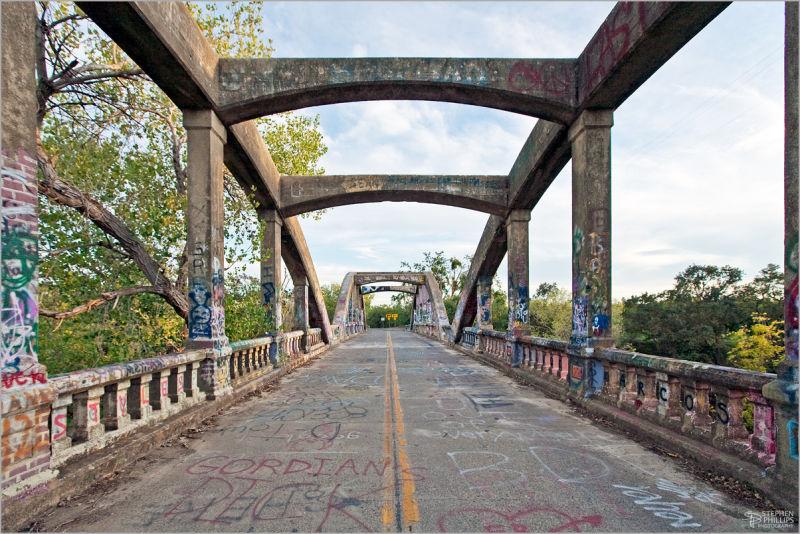 Stevenson Bridge Solano County