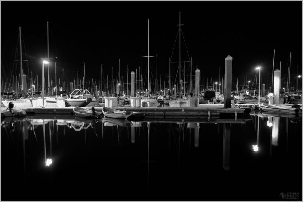 Calm and Quiet Monterey Bay