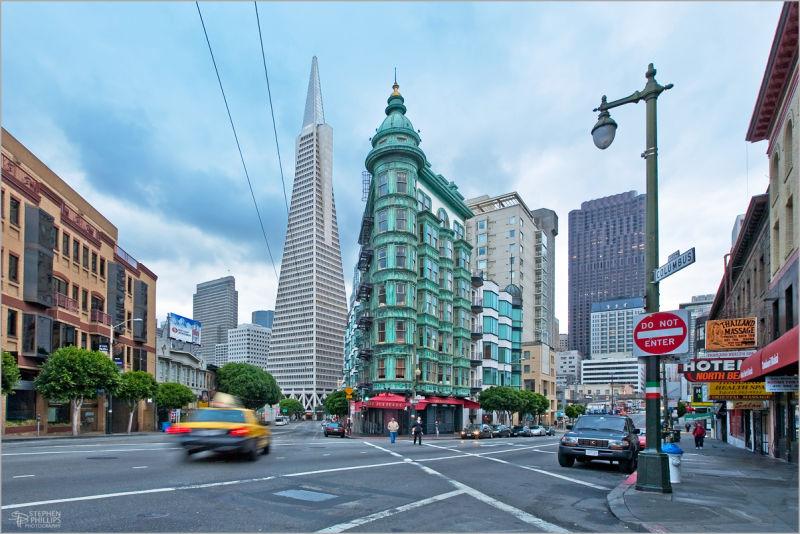 Zoetrope Building San Francisco
