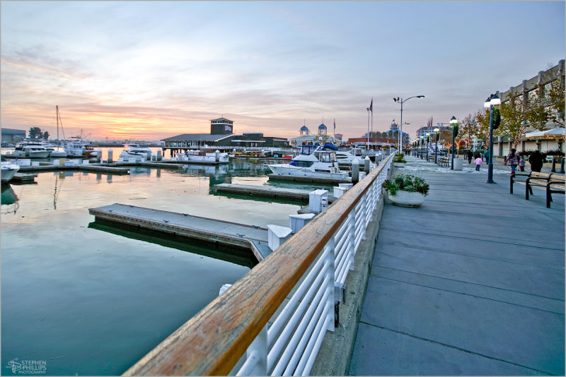 Promenade at Jack London Square in Oakland, CA