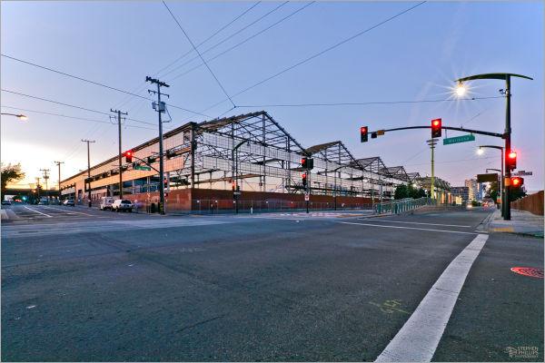 De-Construction of a Third Street Steel Mill
