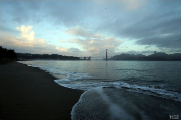 Storm Clearing The Golden Gate