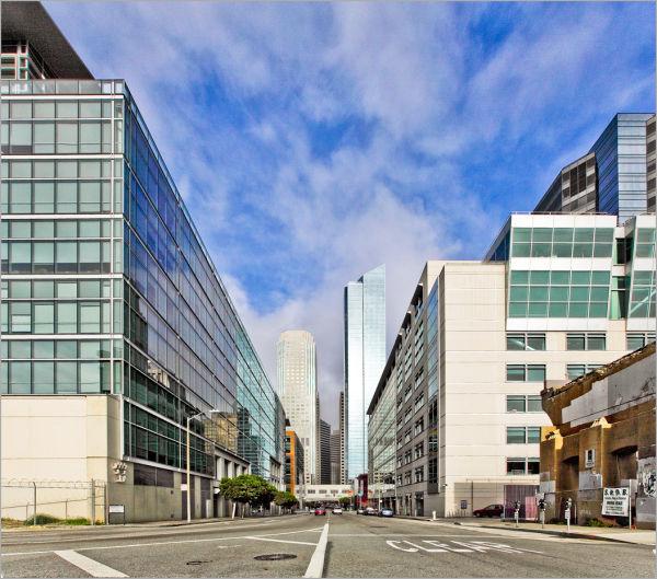 Fremont Street in San Francisco