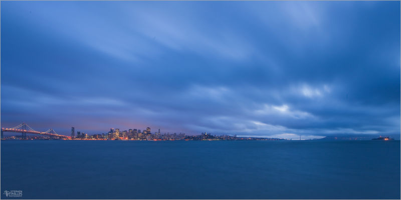 Storm into San Francisco