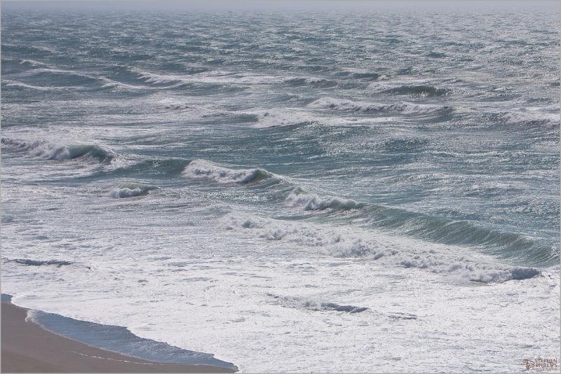 wind off the sea Meyers creek, Oregon