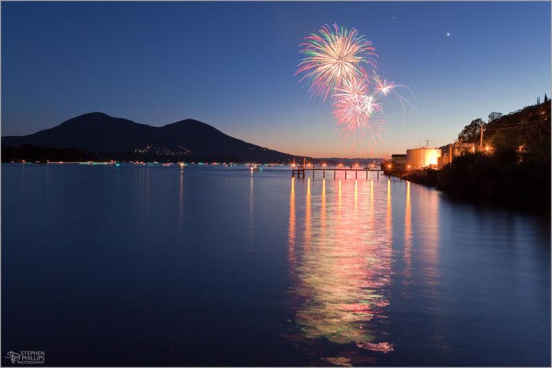 fireworks clearlake oaks, California