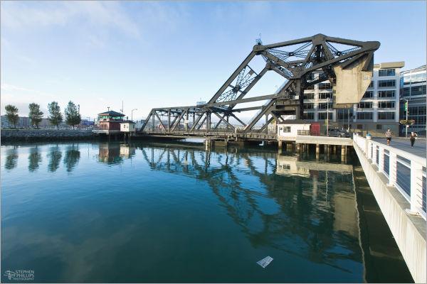 Lefty O'Doul Bridge in San Francisco