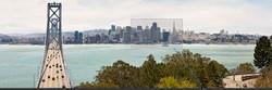 view of San Francisco from Yerba Buena Island